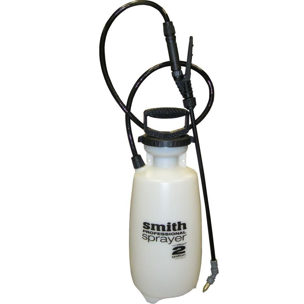 D B Smith 2 Gal Professional Sprayer 190230 The Home Depot Sprayers Deck Sprayer Gallon