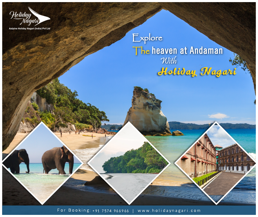 Explore AndmanNicobar islands with our luxury tour