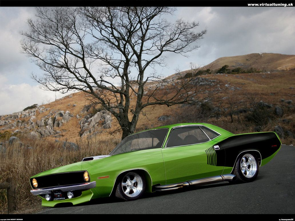 Plymouth Cuda BUY! TRADE!! SELL!!! 1 204 381 1587 exotic888imports ...