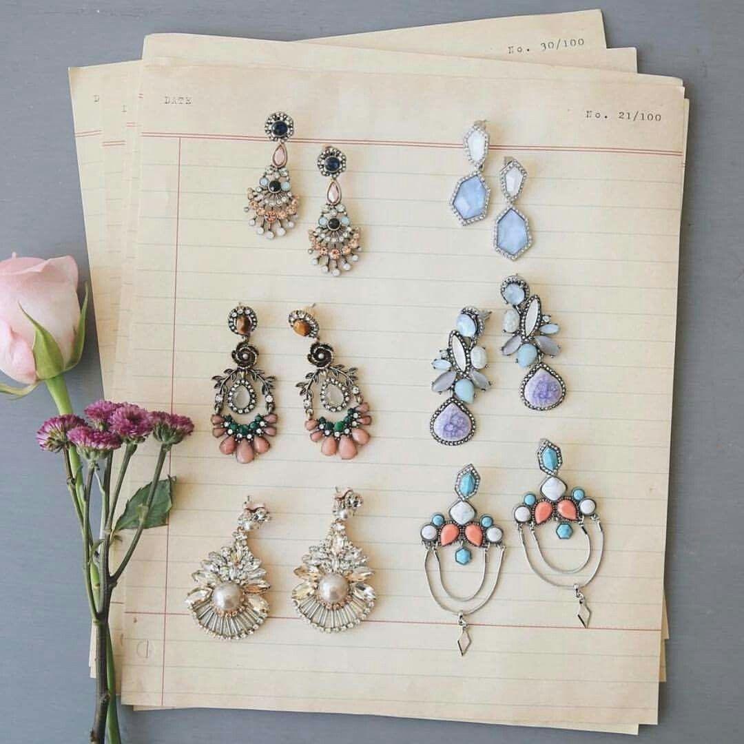 Which #earrings do you #love?  #statementearrings #chloeandisabel ❤