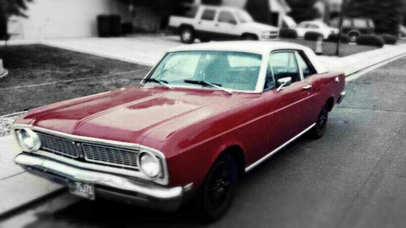 1969 Ford Falcon Futura 302 5 0 With Images Ford Falcon