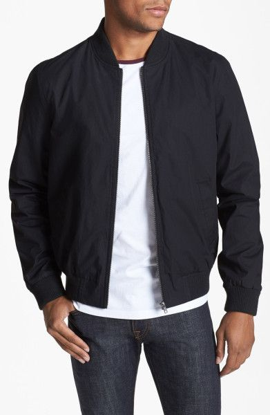 black bomber jacket - Google Search | Clothing | Pinterest | Black ...