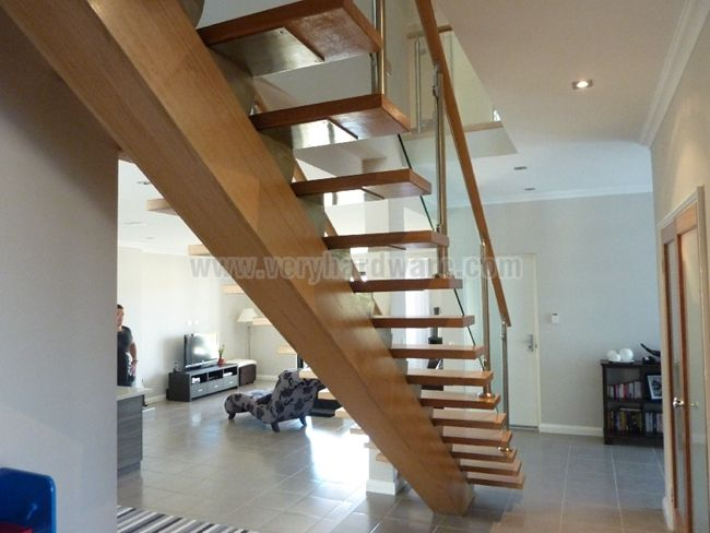 Best This Is A Stringer Of A Solid Wood Staircase Stair 400 x 300