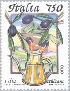 Italian Food- Olive oil