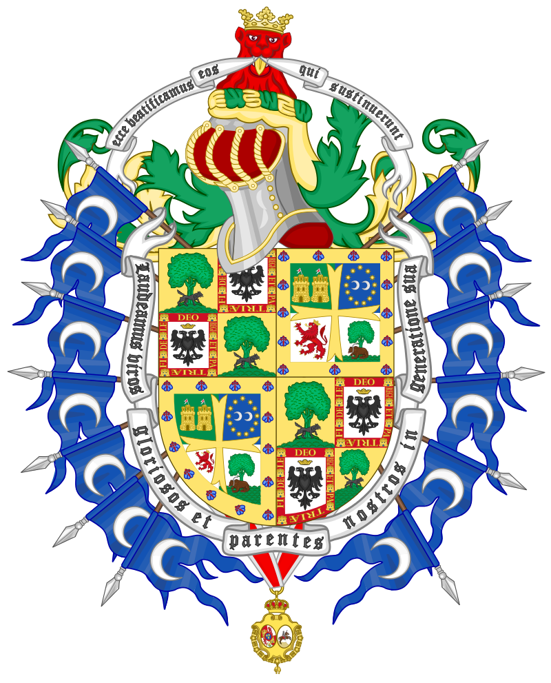 Jaime De Marichalar Wikipedia Heraldry Coat Of Arms Stained Glass Patterns