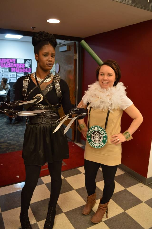We love these fabulous looks from #Halloween 2014 at #BellusAcademy!