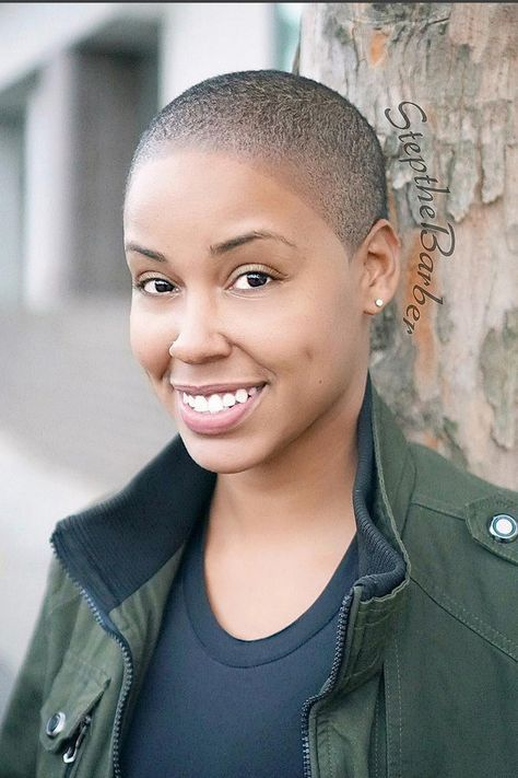 16 Badass Black Women Slaying In Shaved Hairstyles Short