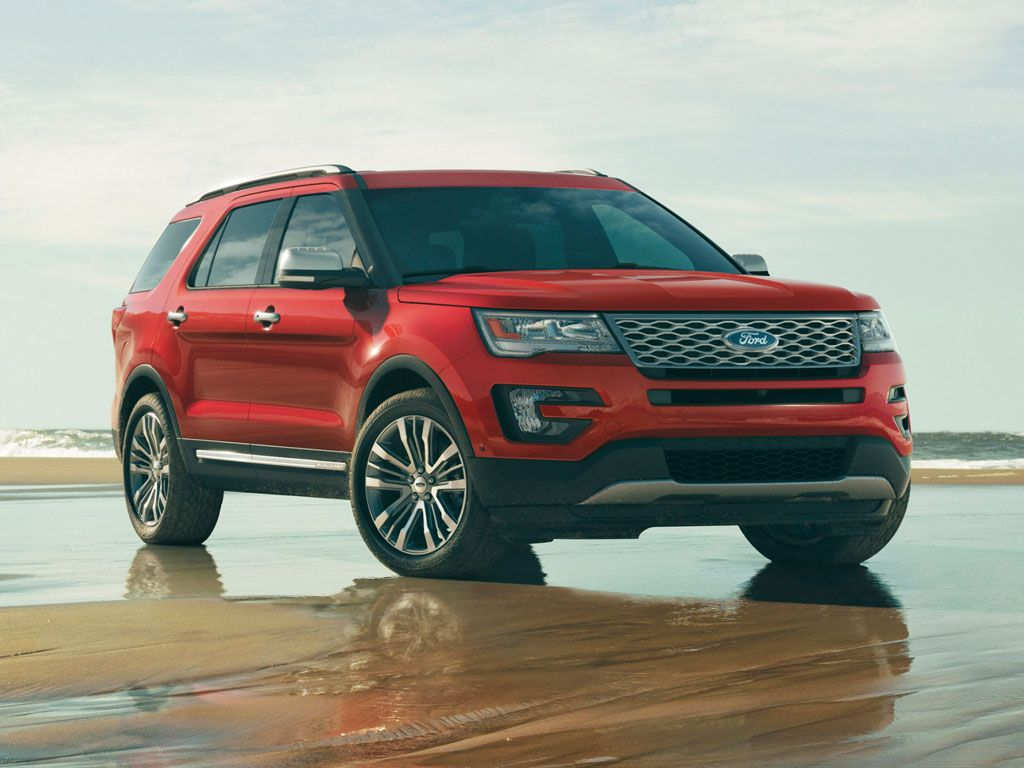 2016 Ford Explorer Marks 25 Years of Innovation with More