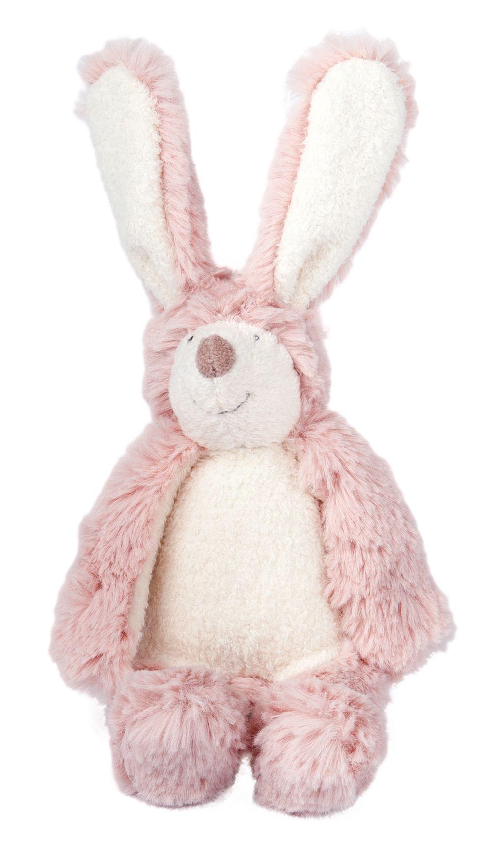 Small Pink Rabbit from La Bande à Basile - Vite un Câlin #638406 #magicforesttoys #moulinroty