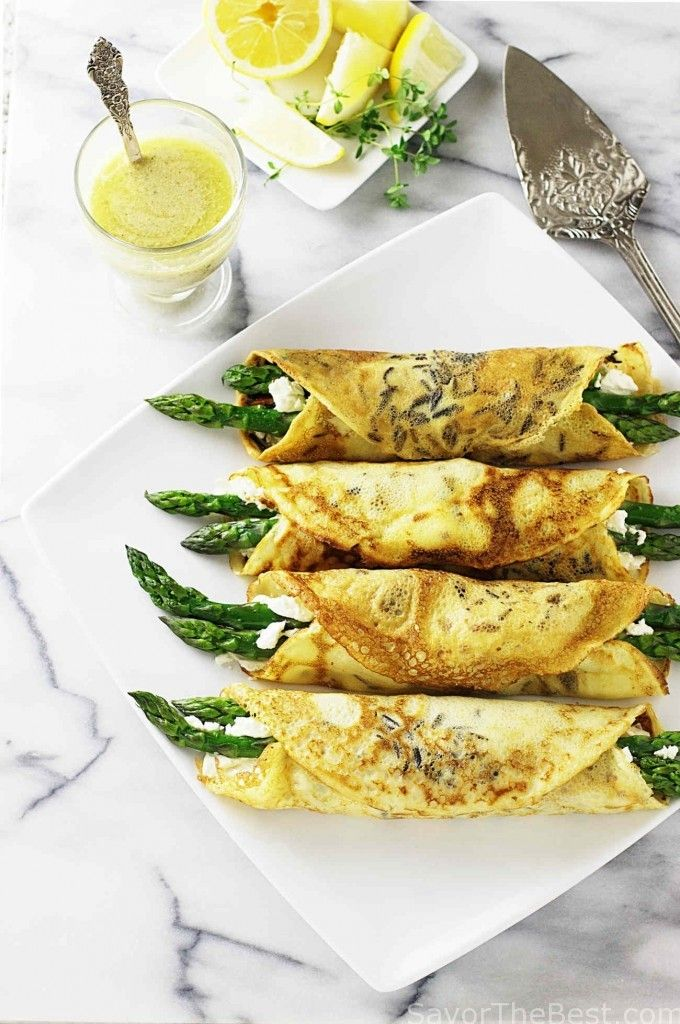 wild rice crepes with hazelnut pesto recipe egg dishes breakfast vegetarian dishes wild rice pinterest