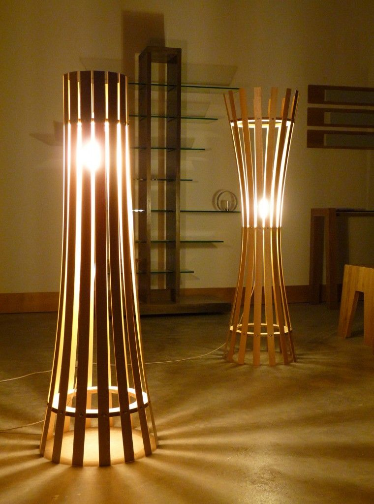 Furniture Small Torch Shape Unusual Table Lamps Unique And