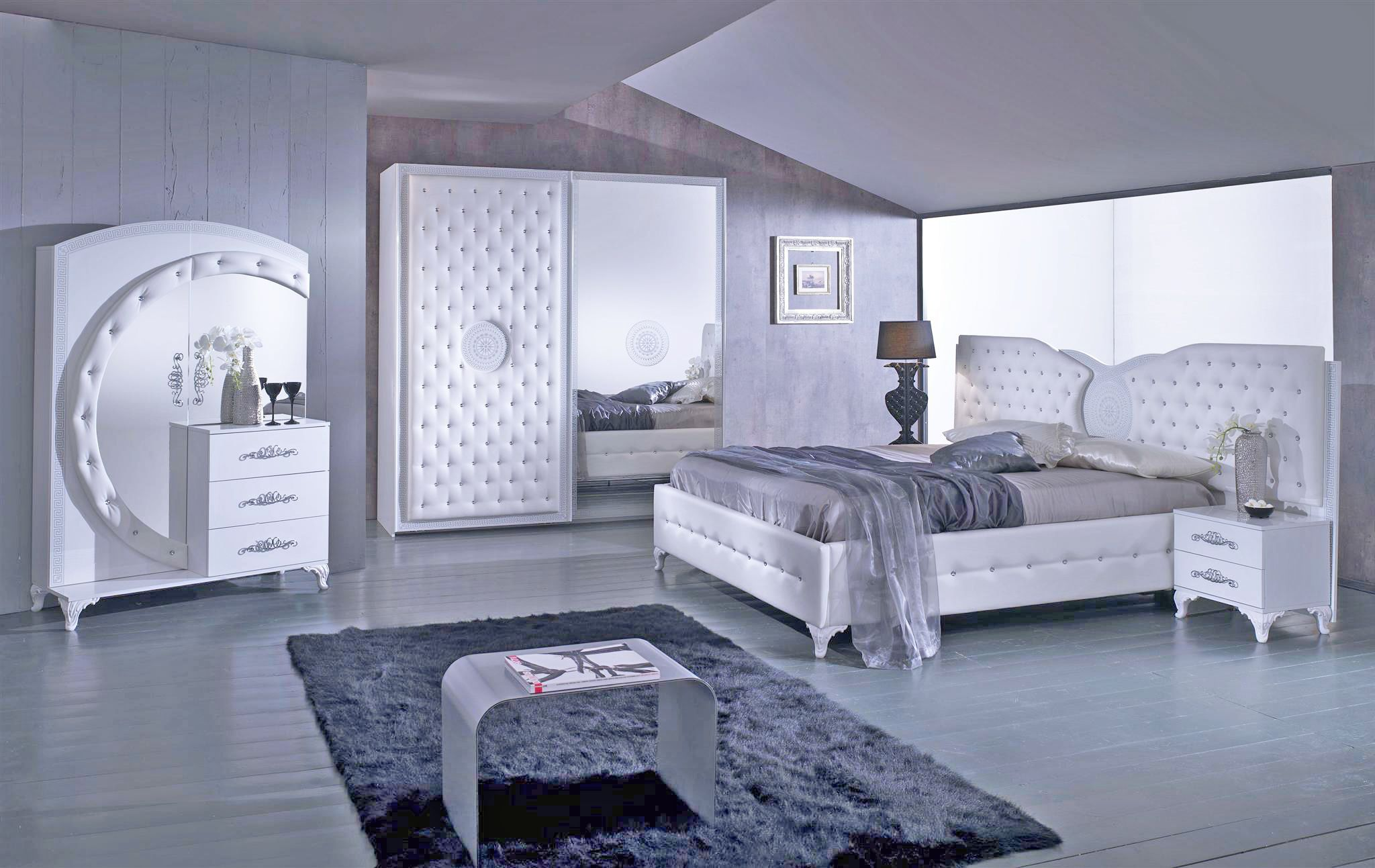 weißes schlafzimmer in 2019  schlafzimmer günstiges