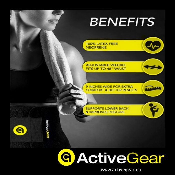 Get the best Knee Sleeve and Waist Trimmer Belt on Amazon now for 20