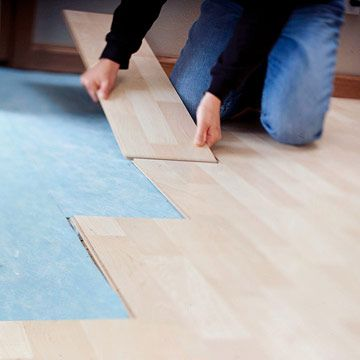 How To Install Laminate Wood Flooring