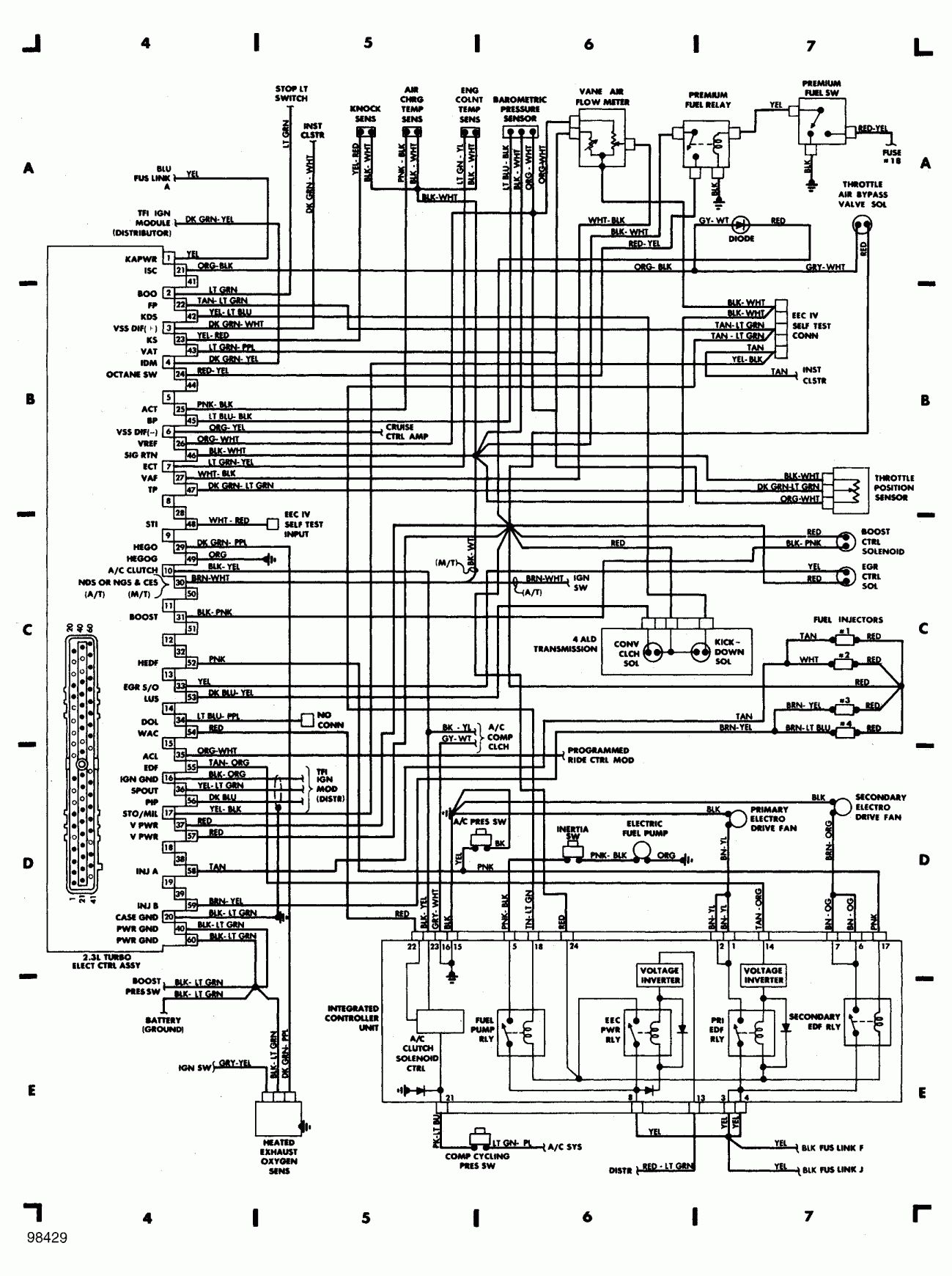 94 Camaro Wiring Diagram
