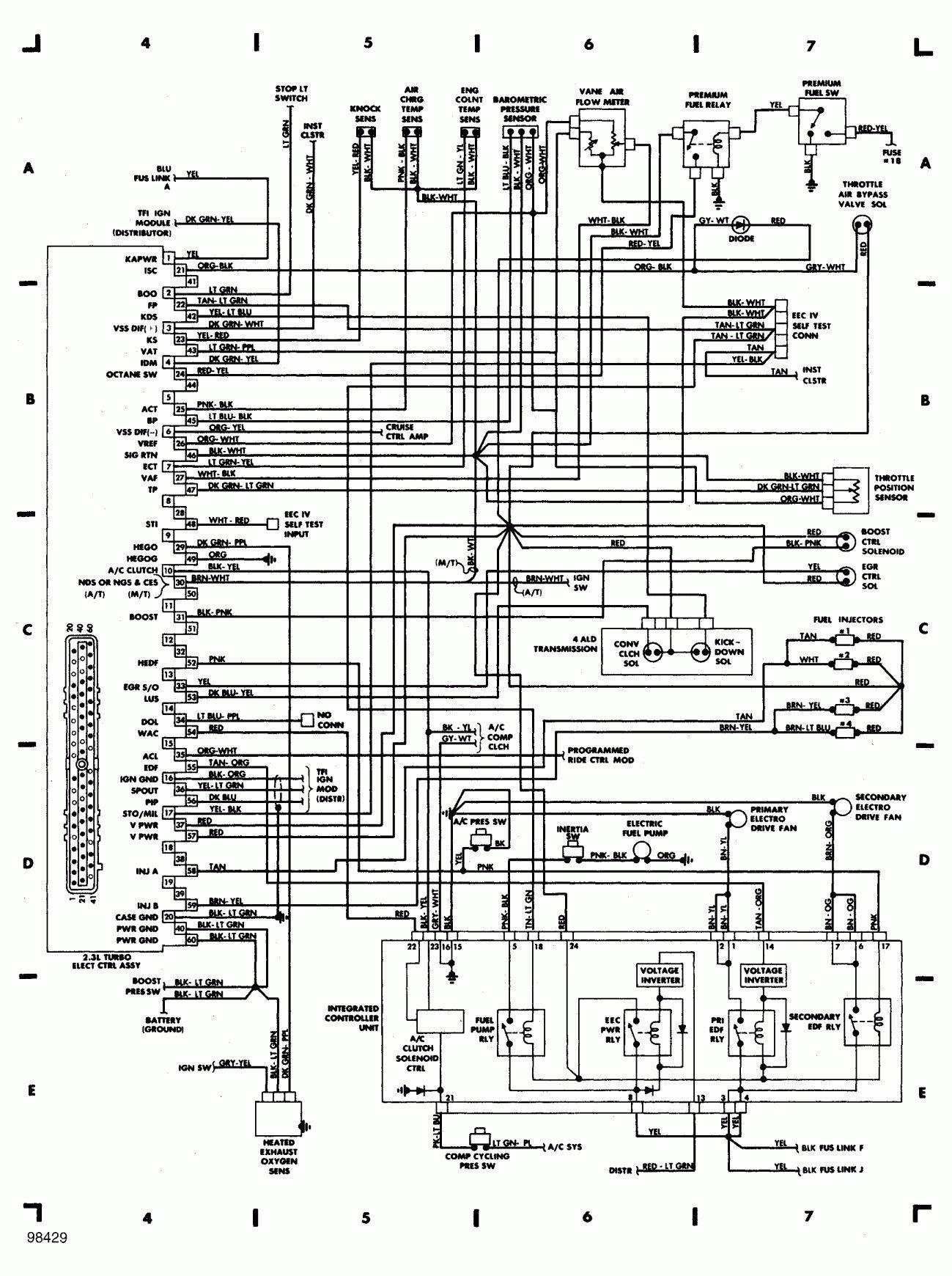 94 Camaro Wiring Diagram