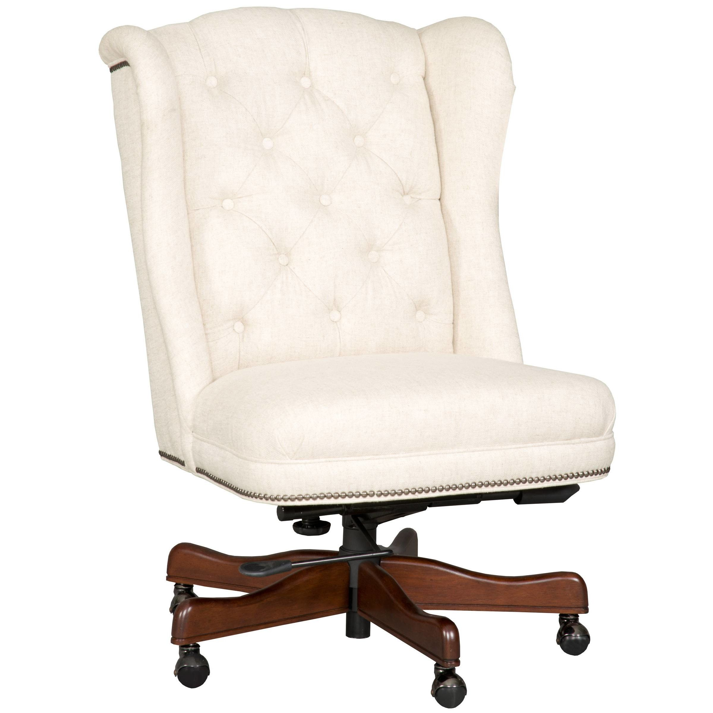 Hooker Furniture Leather Desk Chair