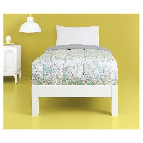 Room Essentials™ Linefloral Comforter