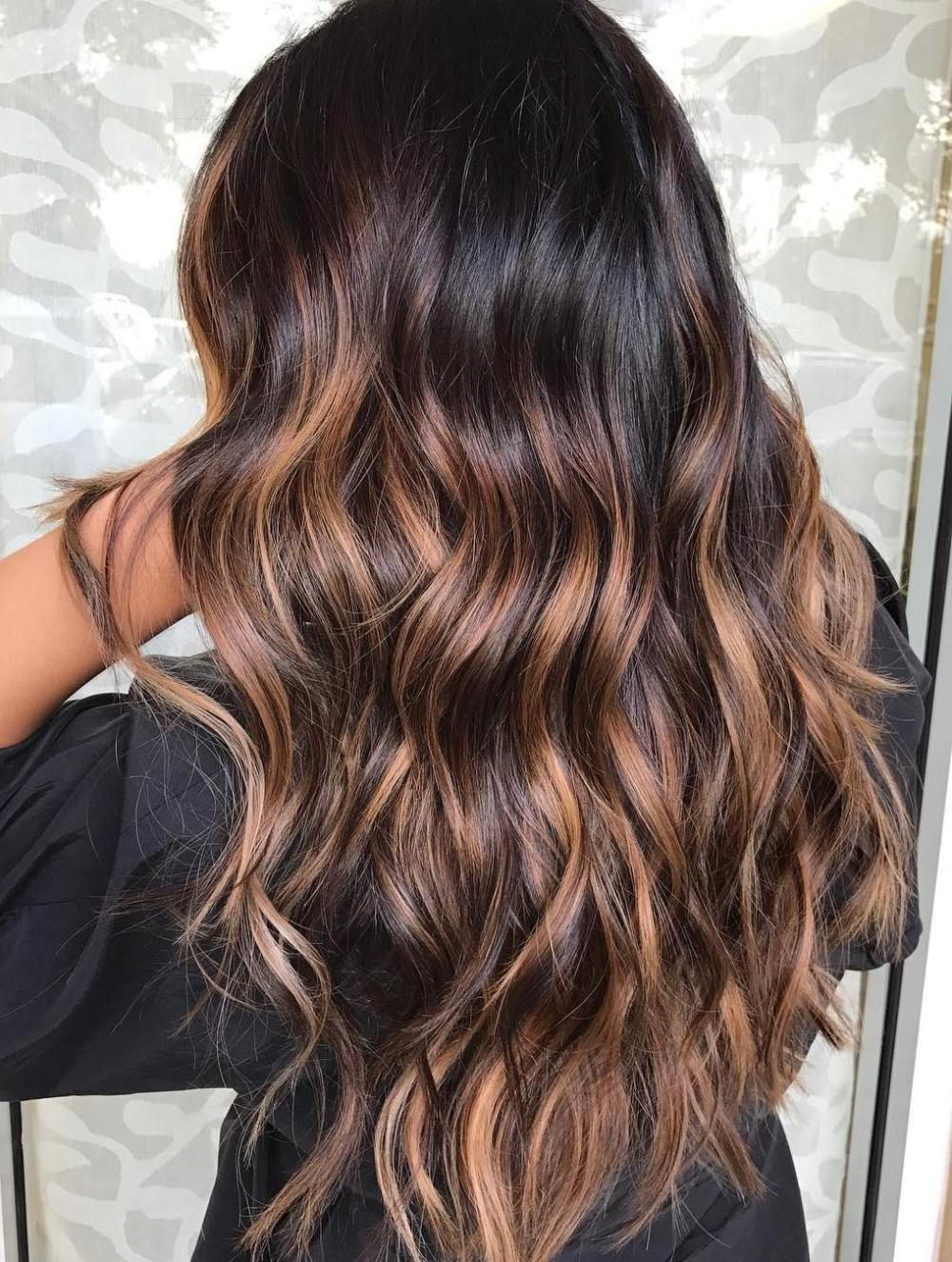 best balayage hair color ideas 70 flattering styles for 2018 les cheveux et cheveux. Black Bedroom Furniture Sets. Home Design Ideas