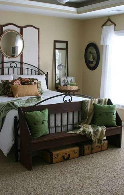 Trendy Bedroom Colors Palette Earth Tones Ideas #bedroom ...