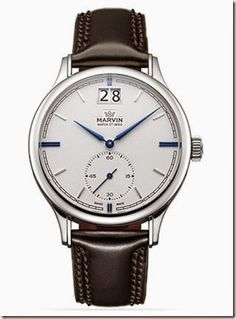 c923cf9e77 Marvin Malton Round M020.13.21.68 | Analog Watch | Watches、Simple ...