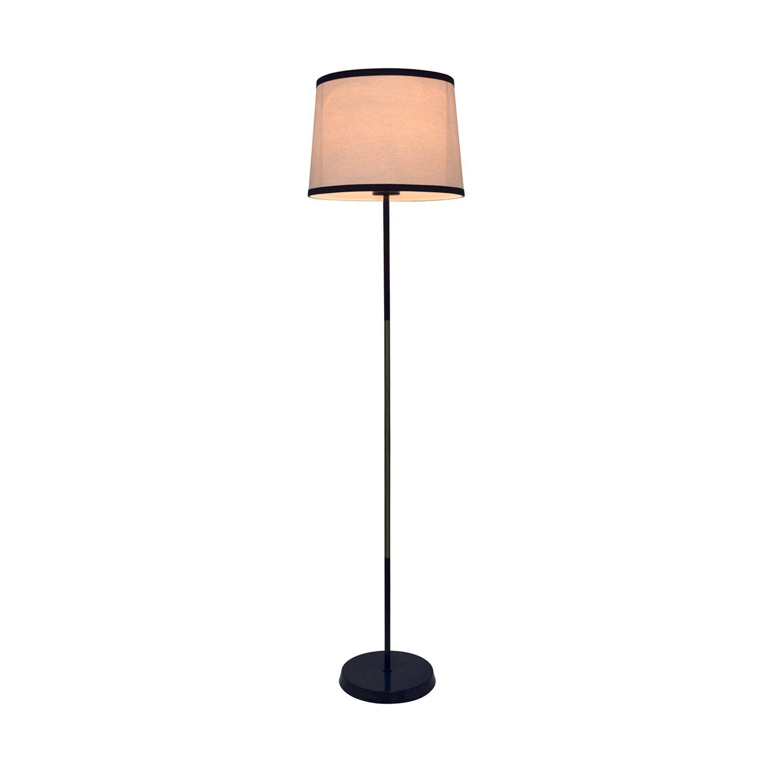 Floor Lamp - Pillowfort™ | Floor lamp, Lamp, Drum lampshade