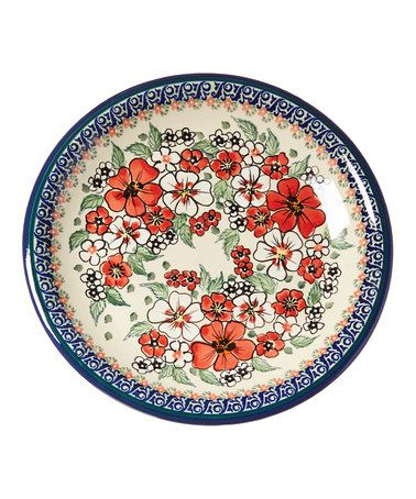 Dinner Plate Display Stands Pottery Avenue Empress Dinner Plate 36 ...