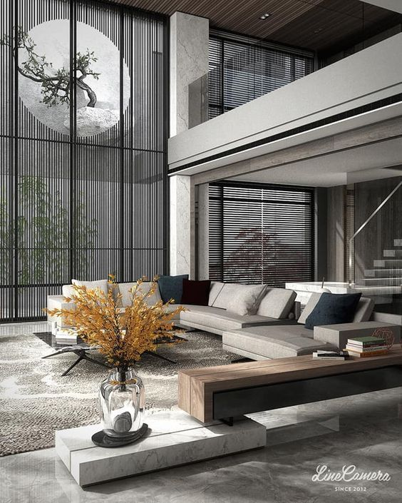 Epingle Sur Minimal Modern Interior
