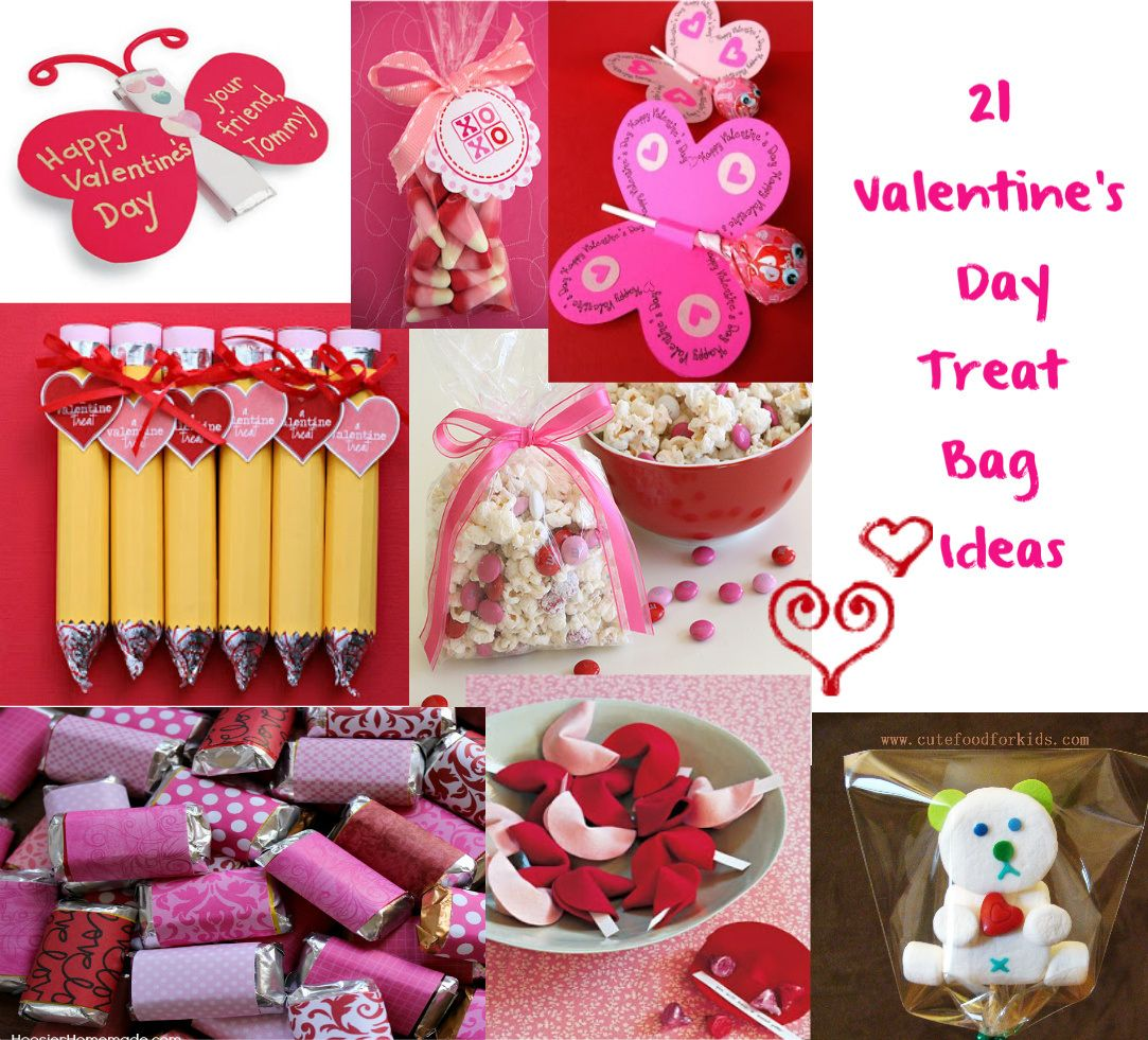 Valentine Gift Ideas For Kids Class Cute Food
