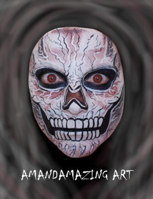 White Skull: Calgary, Alberta, Canada  Amandamazing Art