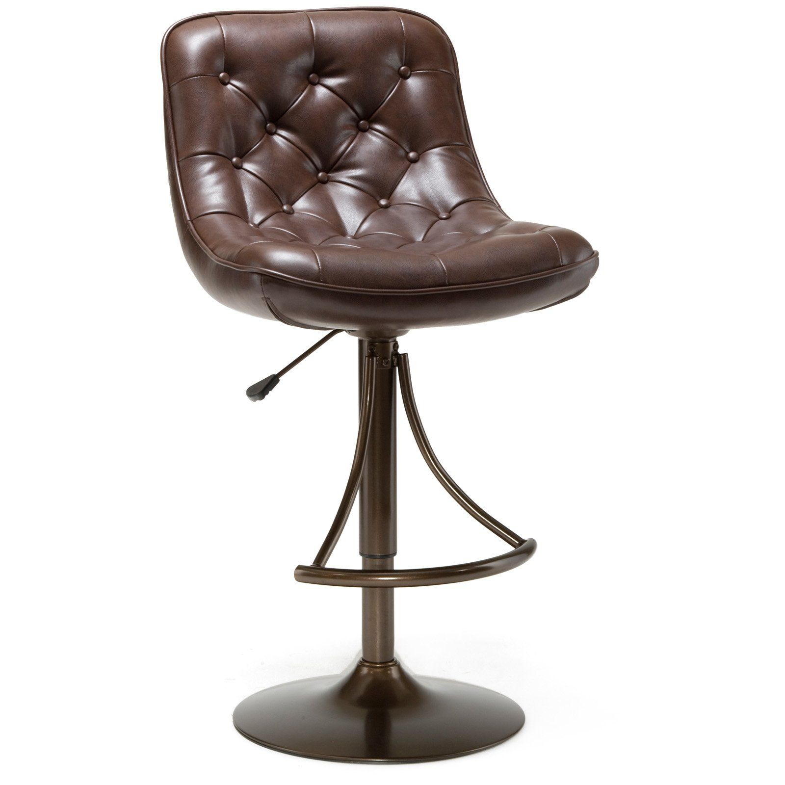 Have to have it. Hillsdale Aspen Swivel Adjustable Height Bar Stool ...