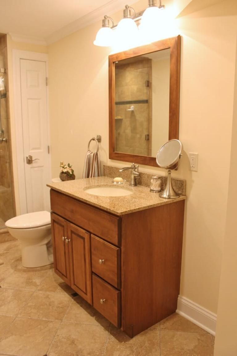 20+ Simple Basement Bathroom Ideas On Budget # ...
