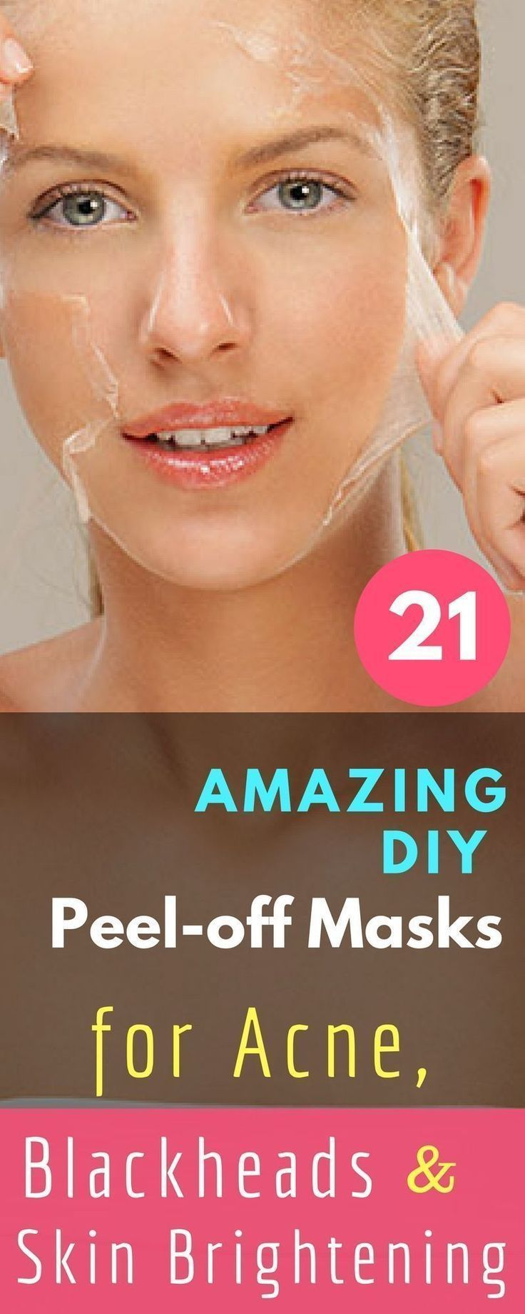 Looking for the best peeling mask for blackheads Skin