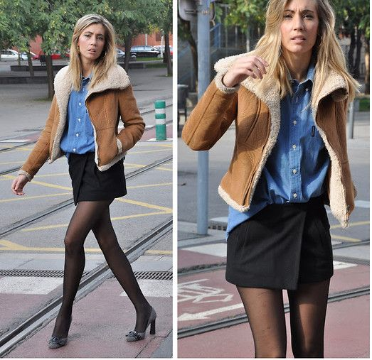 Ready or not winter is here (by Mercedes Maya Lax) http://lookbook.nu/look/4300725-Ready-or-not-winter-is-here