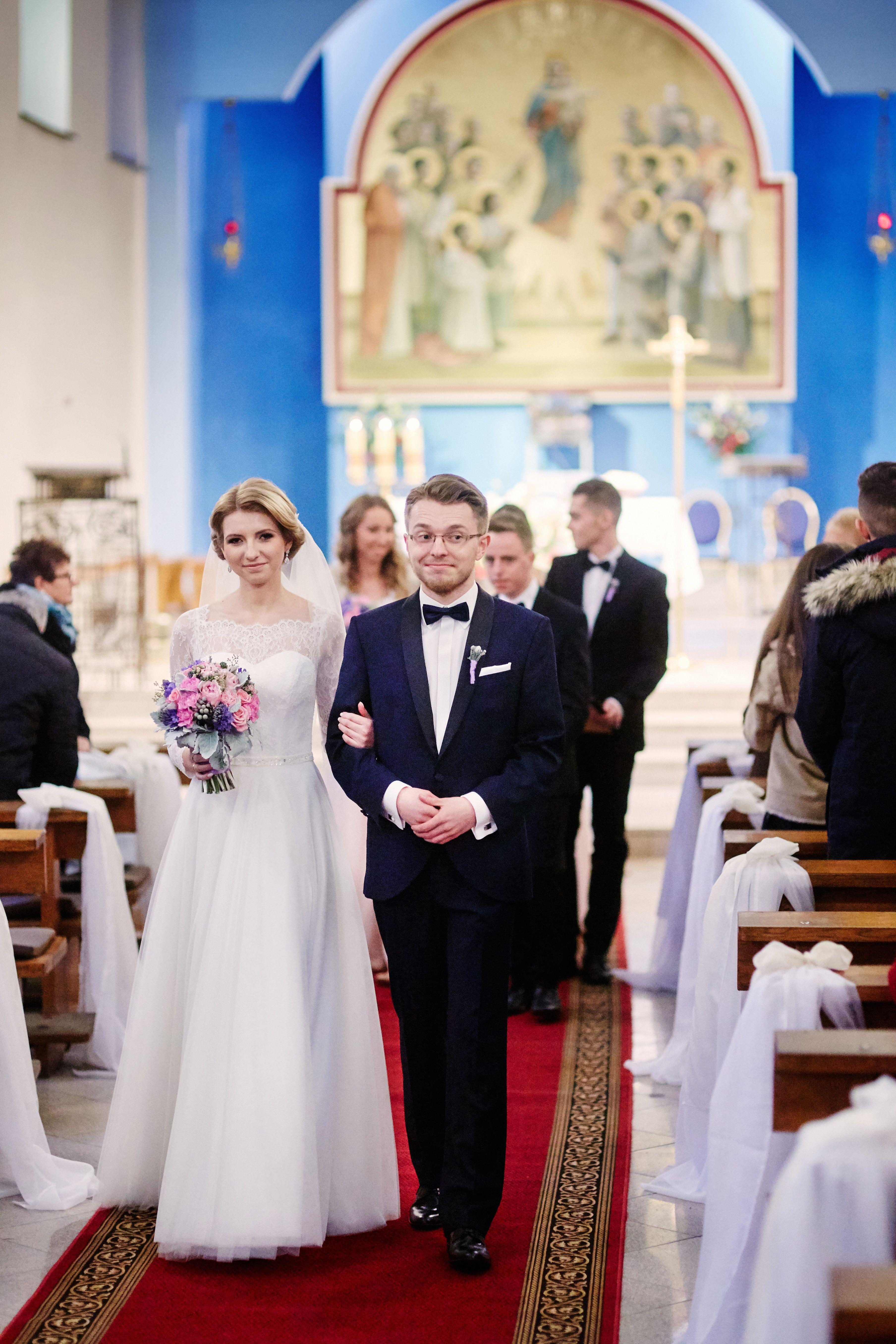 wedding day, wedding dress, wedding bouquet, ślub, ph