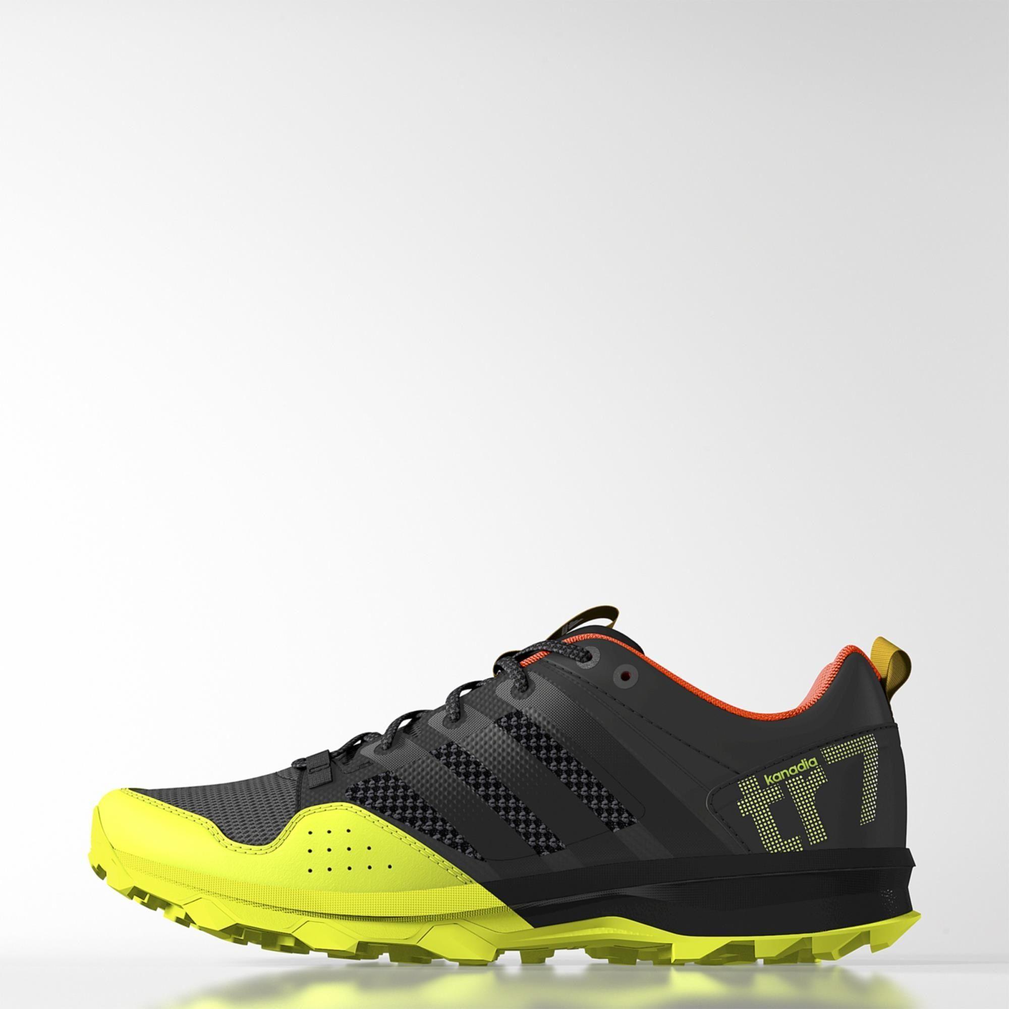 promo code c25aa e8141 Chaussure Kanadia 7 Trail - noir adidas   adidas France