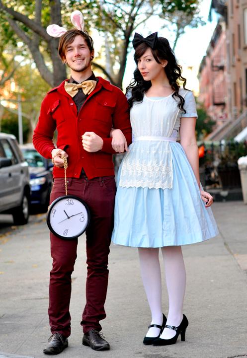 Alice Im Wunderland Hase Kostüm Selber Machen Fasching Schmike