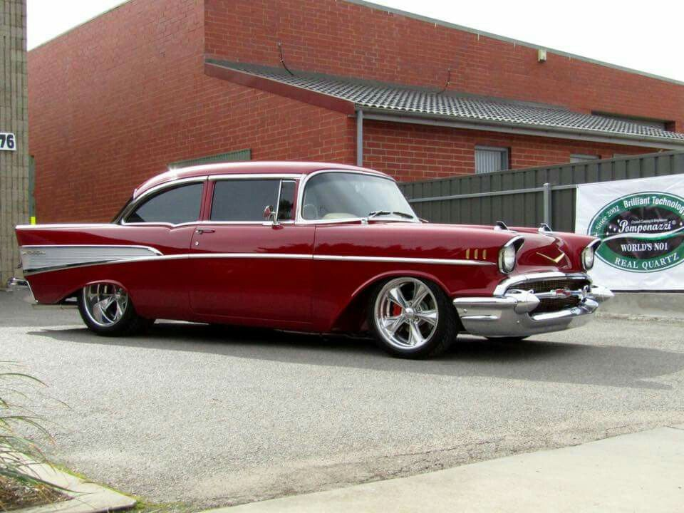 1957 Chevrolet | Tri-Five Chevys | Pinterest | 1957 chevrolet ...