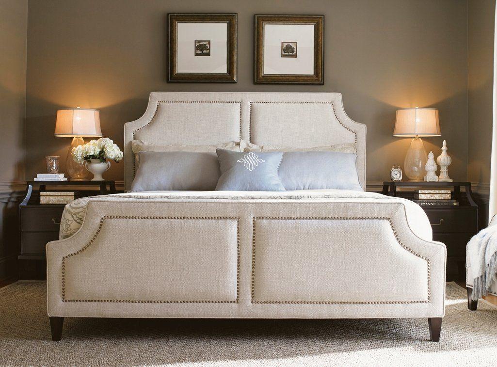 Lexington Chadwick Upholstered Bed Lexington Furniture