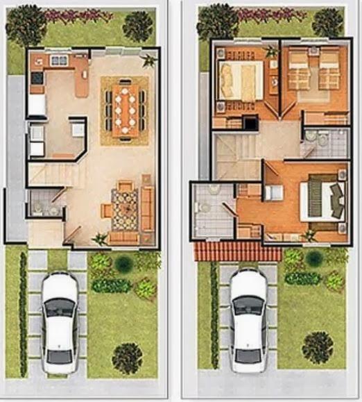 Casas Pequeñas De Una Planta Planos Buscar Con Google Planos De Casas Modernas Planos De Casas Pequeñas Planos De Casas