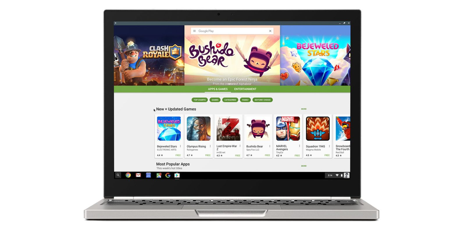 Android apps will make Chromebooks worth buying this year