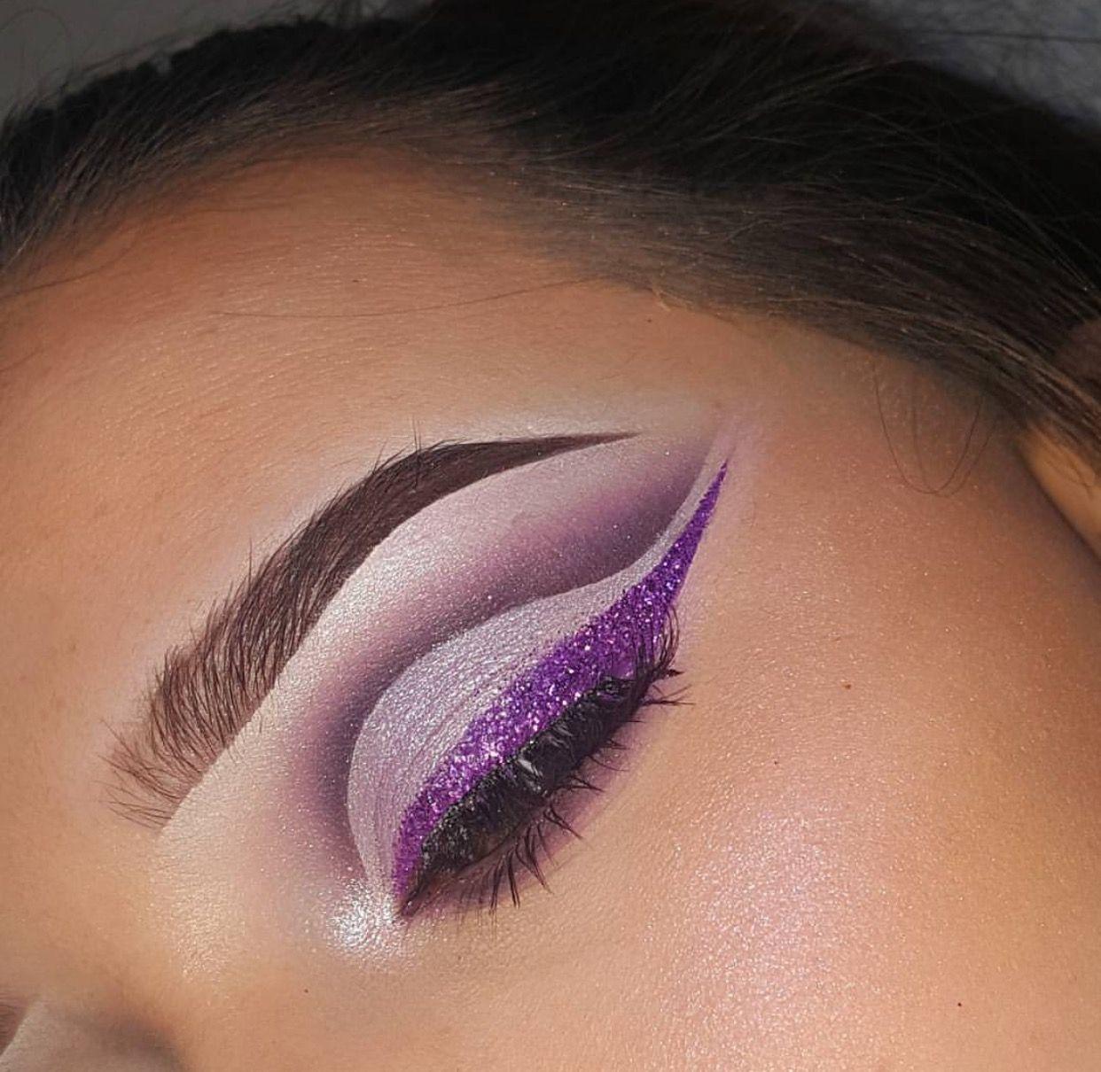 6ae400f4508dc Stargazer Lilac Glitter! | Halloween Contacts | Eye makeup ...