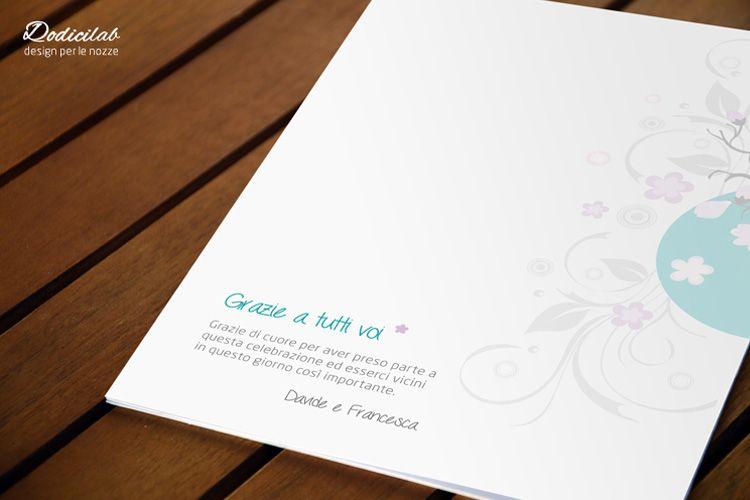 Matrimonio Tema Giappone : Dettaglio libretto matrimonio tema giappone colore tiffany