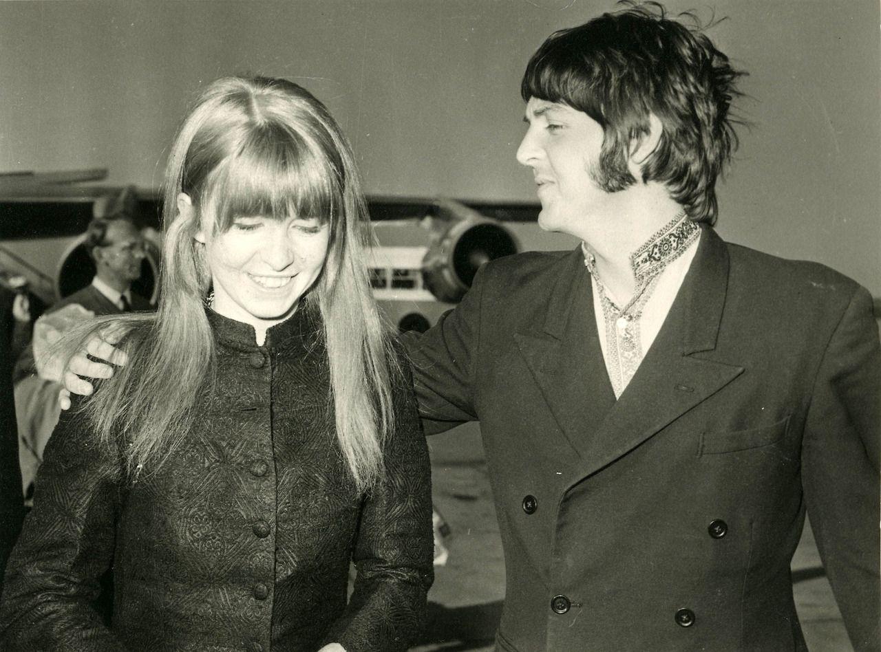 pinterest jane asher and cynthia lennon Deleting Beatles