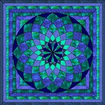 Quilt By Hope54 Peacock Quilt Quilt Patterns Quilts