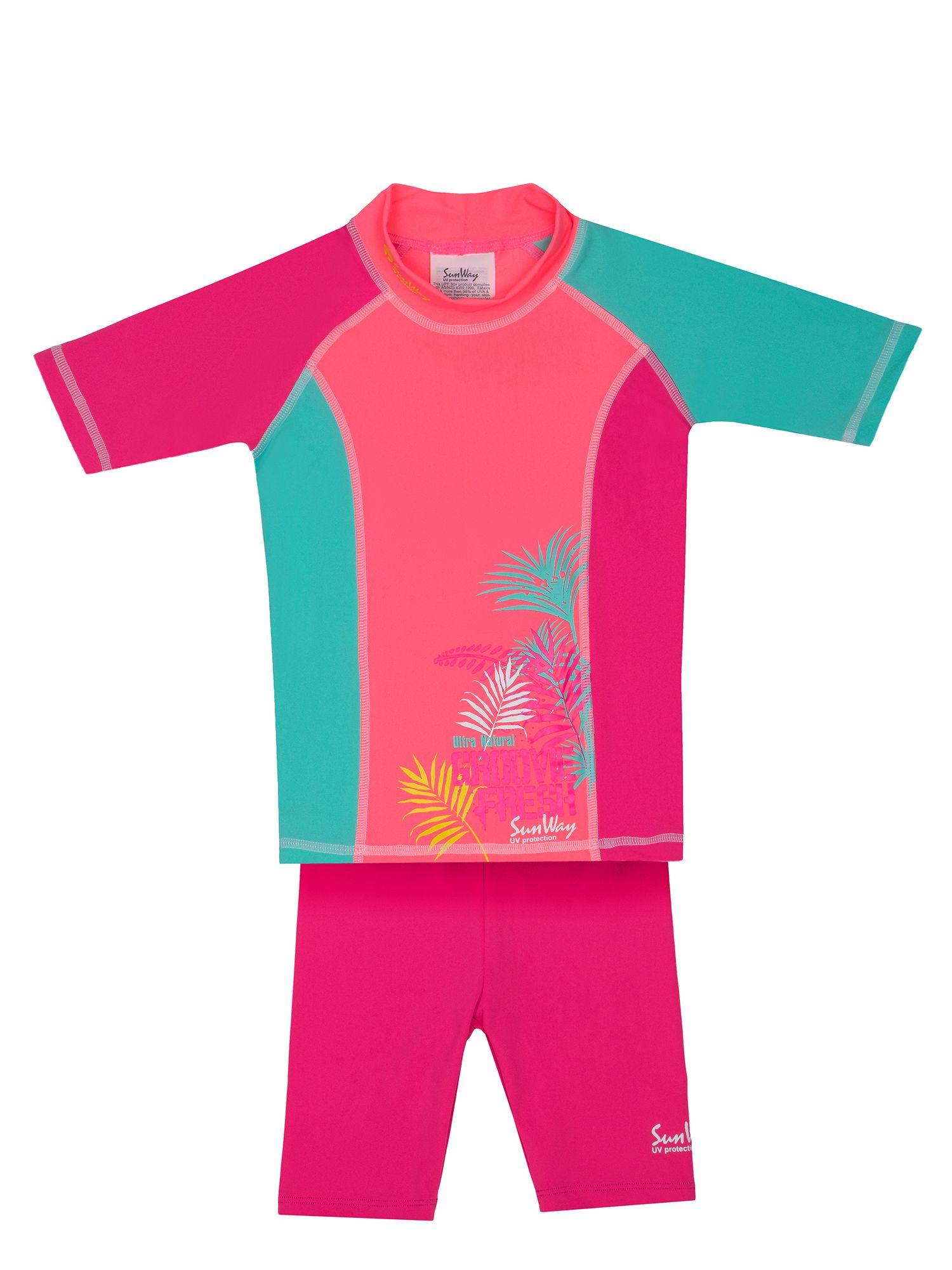 19662bda Rash Guard UV swim Shirt and Pants 833 | sun protective clothing ...