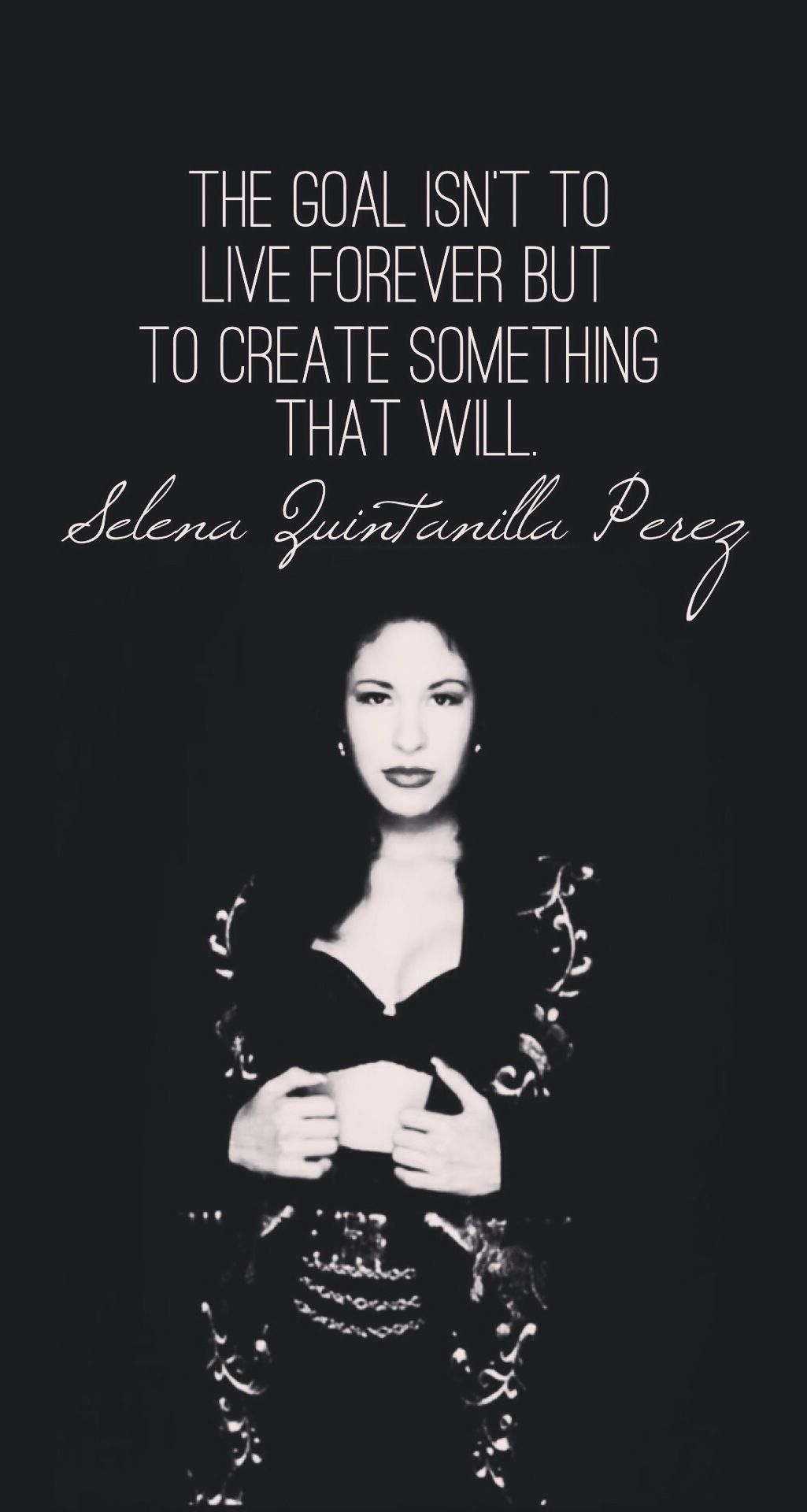 Selena Quintanilla Quotes Pleasing Selena Quintanilla Perez Music Quotes Life Happiness Latina . Decorating Inspiration