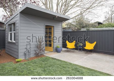 Garden Shed Stock Photos Images Pictures Shutterstock