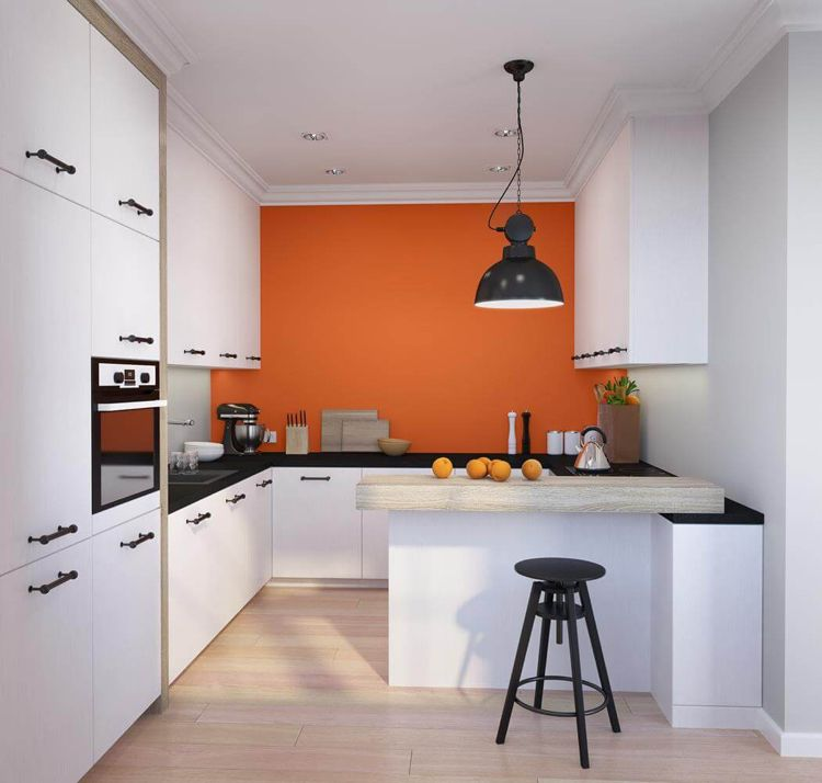 Welche Wände Streicht Man Farbig? Tipps Und Ideen Für
