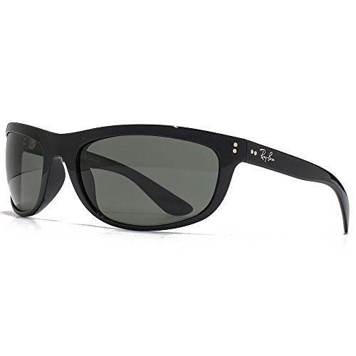 6da7457354ca7 Ray-Ban Balorama Sunglasses in Black Green Polarised RB4089 601 58 62--